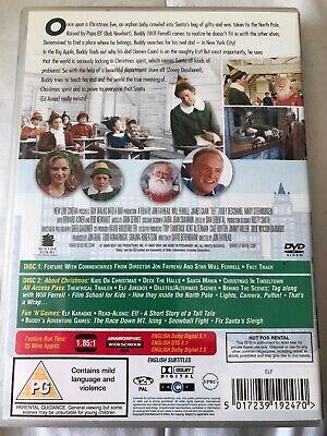ELF  (DVD, 2005, Will Ferrell) 2