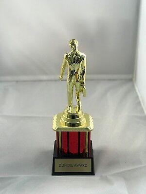 "Dundie Trophy Award The Office TV Dunder Mifflin Dundee 10 1/2"" Dunde NEW 7"
