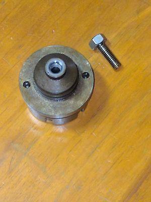 REGO-FIX WTO-21727 ER32 collet chuck wt coolant bore, milling machine part 4