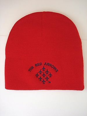 2d39b80dbf1 4 of 8 Royal Air Force Red Arrows Cap   Ski Hat - Choice Of 6 - Official  Merchandise