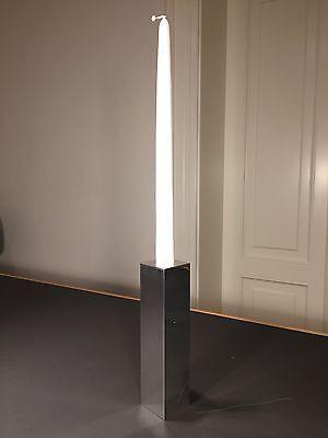 silber modern edler Design Kerzenhalter OVATION Kerzenleuchter Kerzenständer