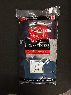 Fruit Of The Loom  9 Pk Boxer Briefs-Men In Famous Brand All-Asst 9