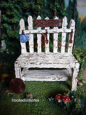 Surprising Picket Fence Potting Bench Ws 1614 Miniature Fairy Garden Ncnpc Chair Design For Home Ncnpcorg