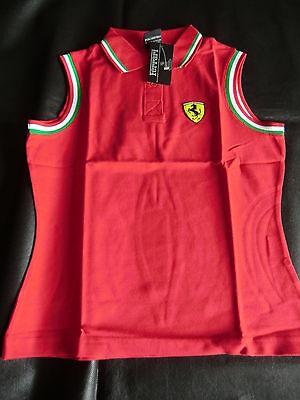 Original Ferrari  Polo Shirt Herren Größe S Neu  OVP siehe Fotos