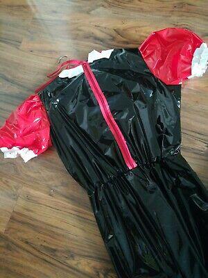 Adult Baby Schlafsack HOCHGLANZ LACK PLASTIK PVC GUMMI STRAFSACK SLEEPINGBAG 7