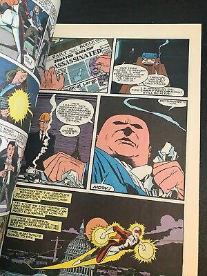 Alpha Flight#77 Incredible Condition 9.0(1989) Kingpin App!! 4