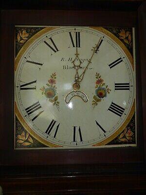 30 hr Longcase clock by Robert Holgate Sagar 7