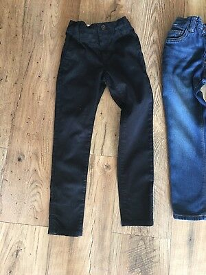 Next Boys Jeans And Trousers Age 6 2