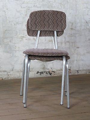 1 / 50 Mid Century Magnificent Kitchen Bar Chair Stuhl Fauteuil Vintage 70s 70er 7