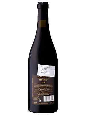 Dezzani Tre Passi Salento Rosso 2011 case of 6 Dry Red Wine 750mL Piedmont 2