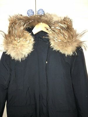 Bestbewertet echt großer Abverkauf viele modisch HALLHUBER DAUNEN MANTEL Winter parka Mantel Gr. 42 XL