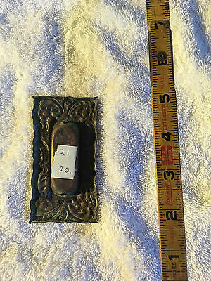 No. 21 Antique Victorian Window Lift Copper
