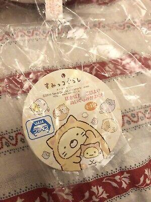 San-X Sumikko Gurashi Penguin Plush Coin Purse W// Cord Authentic New From Japan