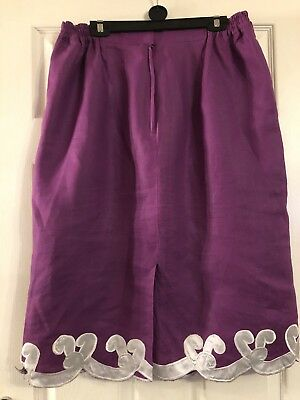 Handmade African Style Ladies Blouse And Skirt Set, Size 18 6