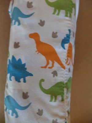 NEW Kids Rule Twin Sheet Set DINOSAUR ~ Multi Colors Dinosaurs NIP