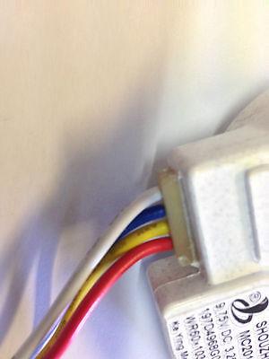 GE Fridge Refrigerator Fan Motor WR60X10074 WR60X10185 WR60X10209 WR60X10307 4