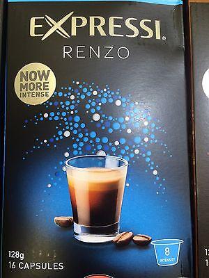 Expressi K-fee Coffee Machine Capsules Pods ALDI 80 caps (5 boxes) u choose 7
