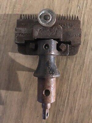 Hauptner Scherenaufsatz Haha Patent Altes Werkzeug 2