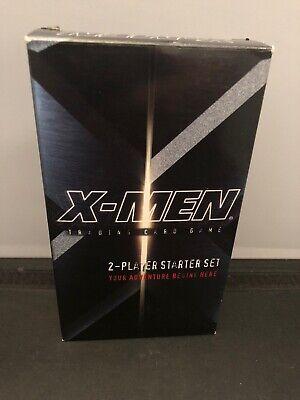 Marvel X-Men 2 player starter set trading card game 4