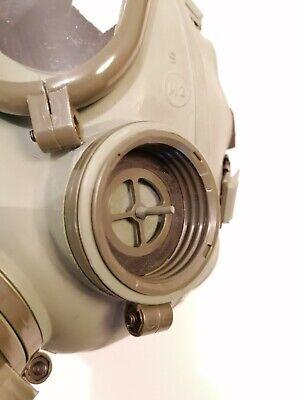 Serbian /Yugoslavian NBC protective Gas Mask M2+40mm Filter + Bag Complete Kit 4