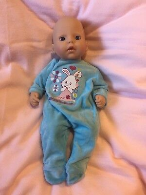 My First Baby Annabell Clothes Sleepsuits Rompers 9