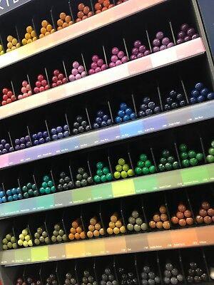 Derwent Inktense Professional Artists Colour Pencils Singles (72 colours) 3