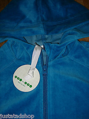 MIOMYMIO girl velour jacket/hoodie/top 104 cm 3-4 y BNWT danish designer dragon 2