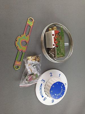Vt9 Universal Two Door Cyclic Fridge Termostat Kit Westinghouse Kelvinator F & P 3