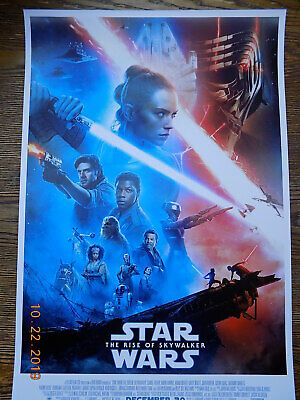 """Star Wars: The Rise of Skywalker (11"""" x 17"""") Movie Collector's Poster Print (T2) 2"""
