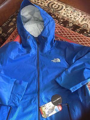 de2b22eec NORTH FACE MEN'S Fuseform Dot Matrix Jacket Monster Blue TriMatrix L $199  NWT