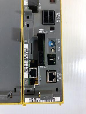 Fanuc A02B-0283-B803 0P PLC Servo Controller 18i-TB E07708170 4