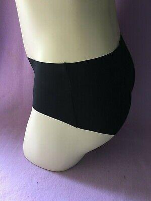 Ex Store PINK/BLACK/BLUE lightweight shorts briefs knickers, quality NVPL 8