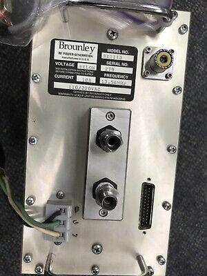 Brounley Engineering Mode BE1113 13.56 Mhz RF Generator AWD-D-1-5-6-002 8