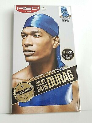 RED By Kiss Silky Satin Durag One Size 4