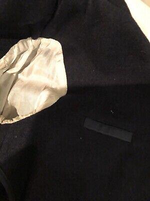 Vintage Wool School Blazer Navy Age 6/8 5