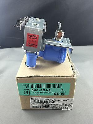 Samsung Fridge Water Valve Srs584 Dp Rf26Deus2/xsa, Rm25Kgrs1/xsa, Rs21Dans1/rad 2