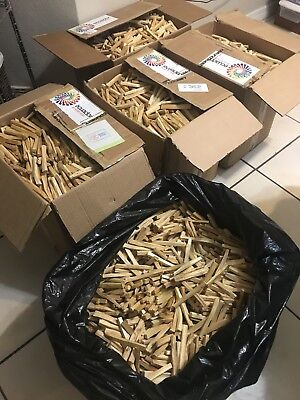 Palo Santo Holy Wood Incense 75 (STICKS APPROX) 1 LB SIZE BAG(4+inches long) 12