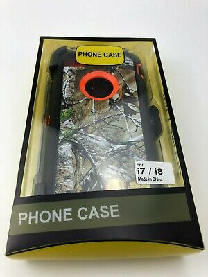 For Apple iPhone 7/8 Case Cover(Belt Clip fits Otterbox Defender series) 3
