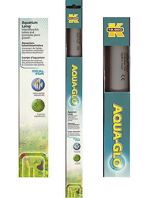 Hagen Aqua-GLO Fluorescent Aquarium Bulb Tube 2