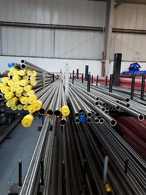 Stainless Steel Tube 22Mm Od X 18Mm Id (2Mm Wall) 316 Seamless 3