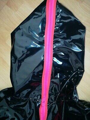 Adult Baby Body Spreizbody Windelbody DIAPER SPREIZHOSE PVC LACK STRAMPLER XL 9