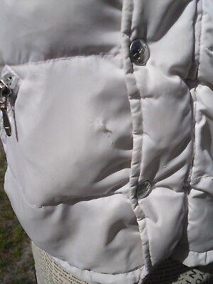 3 sur 12 Manteau blanc doudoune capuche fille CRHISTIAN DIOR taille 4 ans 22ced88b6c4