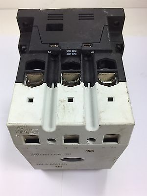 MOELLER 11 DIL EM contatto ausiliario 600vac 10A max 250VDC 0,5 A MAX