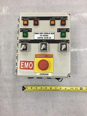 BOC Edwards Remote Control Box SX/S8-S9 For QDP80 Dry Vacuum Pump AWD-D-1-0-014 2