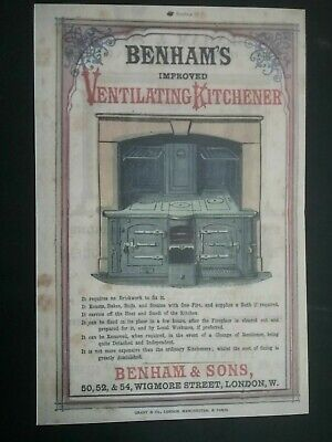 Victorian Adverts Booklet ***(See Photo's) ***(See Description For Details)*** 5