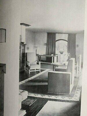 Alfonso Iannelli Barry Byrne Prairie School Frank Lloyd Wright peer RARE 6