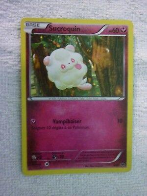 Carte Pokémon XY bienvenue a kalos ref 38//39 Echange