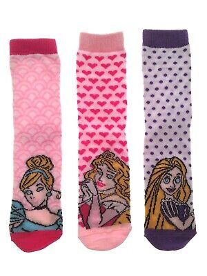 Kids 3 Pack Of Character Socks Boys Girls Disney Ankle School Socks 3 Pairs Size 2