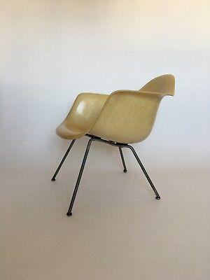All original 1. Generation Zenith Eames Miller Rope Edge Fiberglass Lounge Chair 7