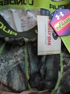 0bf692e65d9dd ... UNDER ARMOUR Men's EVO SCENT CONTROL HUNTING BASE LAYER CAMO PANT  Small/3XL NWT 2